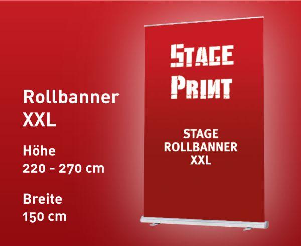 Rollbanner XXL