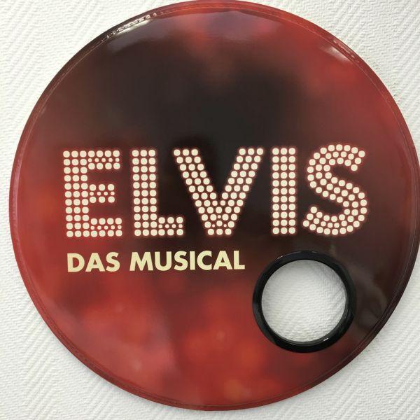 Bass Drum Pro: Evans EQ3