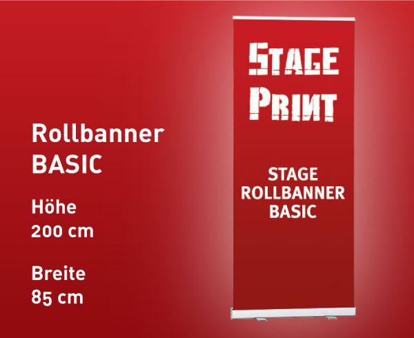 Rollbanner Basic