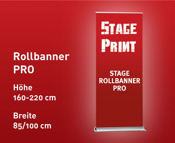 Rollbanner Pro